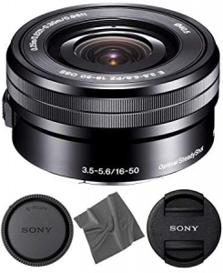 Sony 16-50mm f/3.5-5.6 /PZ OSS