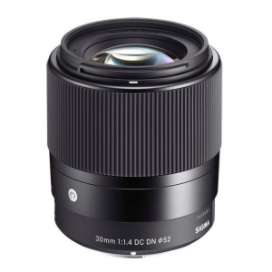 Sigma 30mm F1,4 DN C SONY E-mount