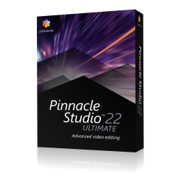 Pinnacle Studio 22 Ultimate