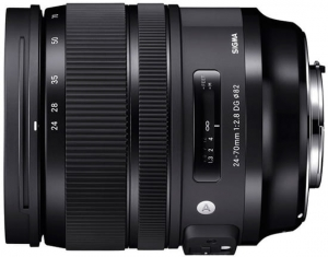 Sigma 24-70mm f/2.8 DG OS HSM ART do Canon